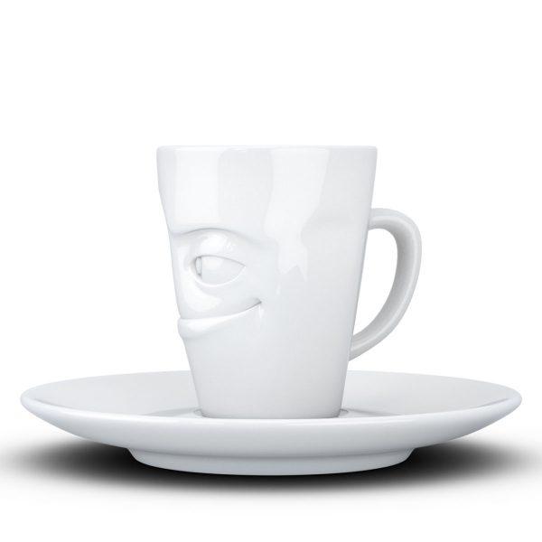 Espresso чашка с ручкой Tassen Шалунишка (80 мл), фарфор