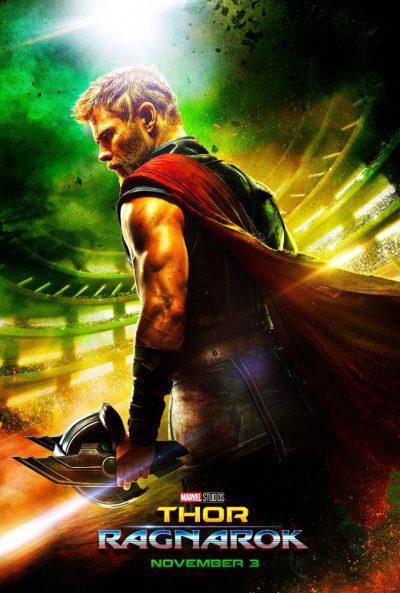 Постер на холсте «Thor Ragnarok (Teaser)» 60 х 80 см