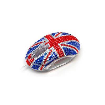 Мышь компьютерная «Английский флаг»