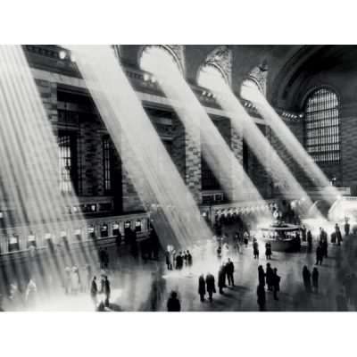 Фотократина на холсте Grand Central Station 60 х 80 см