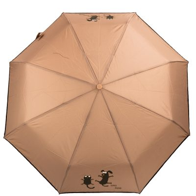 Зонт женский механический компактный ART RAIN (ZAR3512-81)
