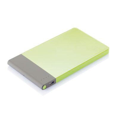 Зарядное устройство, 4600 mAh зеленое