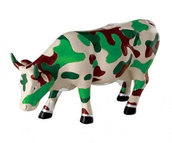 Коллекционная статуэтка корова Fatigues
