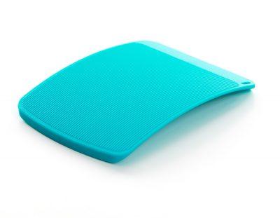 Визитница «Troika curve case», голубая