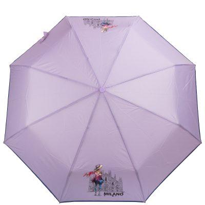 Зонт женский механический компактный ART RAIN (ZAR3512-77)