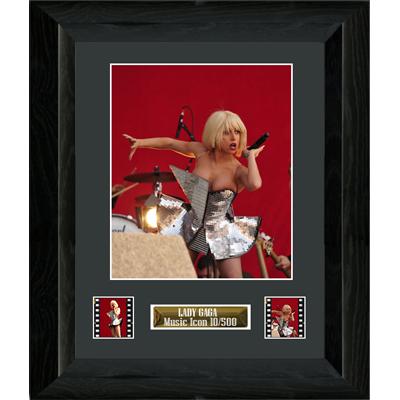 Коллаж с кадрами Lady Gaga 24 х 30 см