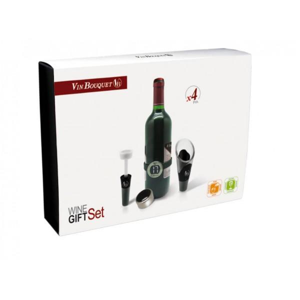 Подарочный набор аксессуаров для вина «Гурман» Vin Bouquet