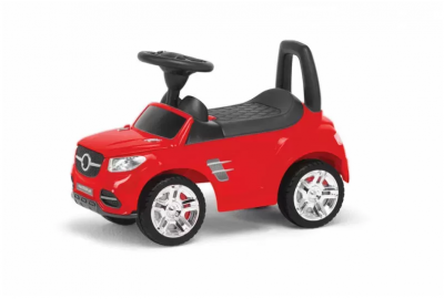 Детская машина-толокар Colorplast (красный)