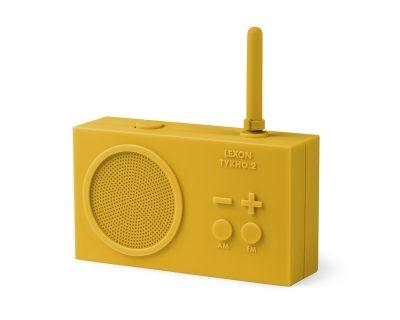 Радио Lexon Tykho 2, желтое
