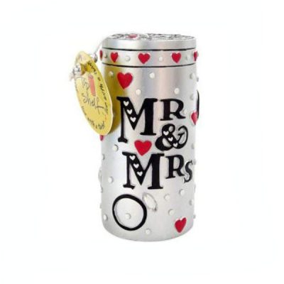 Свеча «Mr и Mrs»