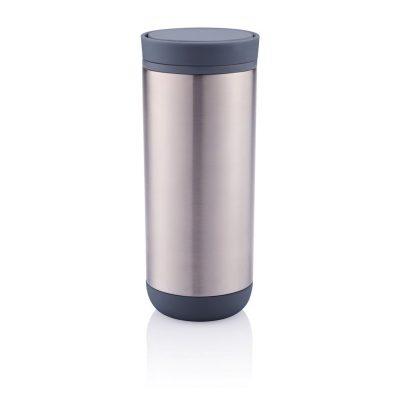 Термо-стакан 360⁰ стальной
