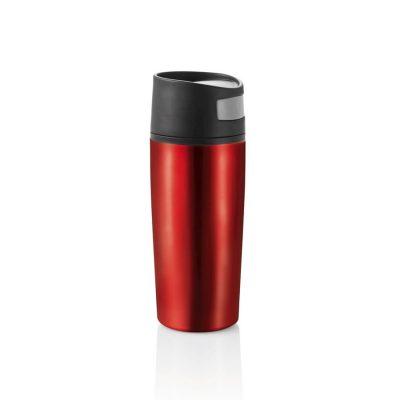 Автомобильная кружка-термос 400 мл, красная