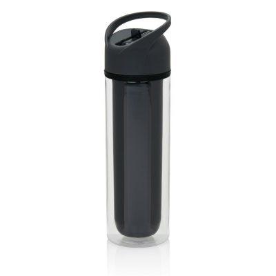 Бутылочка для воды Sport Plus 360 мл черная