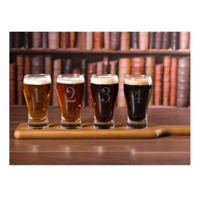 Набор для дегустации пива KitchenCraft
