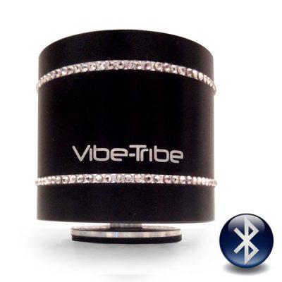 Виброколонка Vibe-Tribe «Troll 2.0 SWAROVSKI» 12 Вт, черная