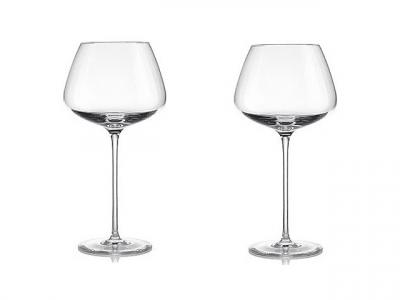 Набор бокалов для красного вина «Aurea» (2 шт.) 200 мл