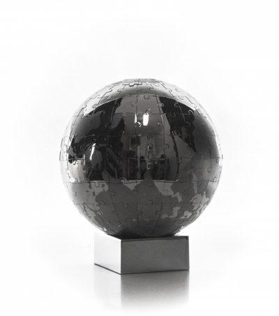 Глобус хромированный «Пазл Extravaganza» 12 cм Philippi (136019)
