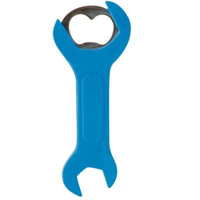 Открывалка для бутылок «Гаечный ключ», синяя