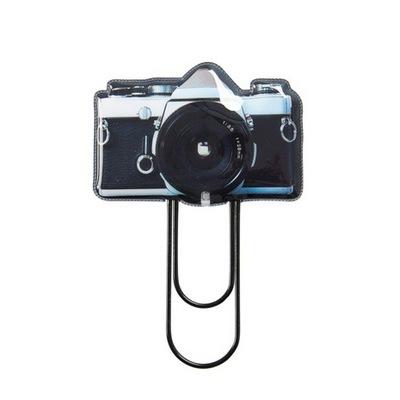 Закладка-фонарик для книг «Camera» с подсветкой