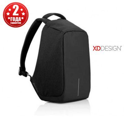 Рюкзак антивор XD Design Bobby Anti-Theft 15,6» Black (P705.541)