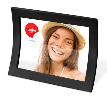 Фоторамка Balvi Сurve, черная, 15 x 20 см