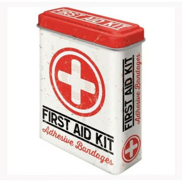 Коробка для пластыря «First Aid Kit-Classic»