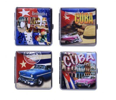 Портсигар «CUBA»