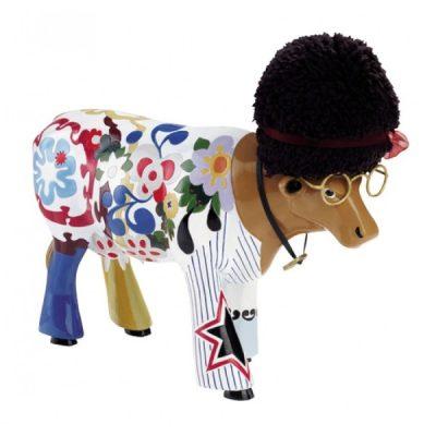 Коллекционная статуэтка корова «Wooodstock&quot», Size L