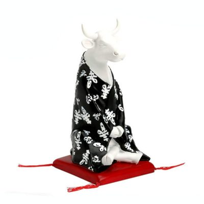 Коллекционная статуэтка корова «Meditating», Size M