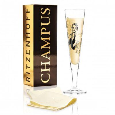 Бокал для шампанского «La Parisienne» от Peter Pichler, 205 мл