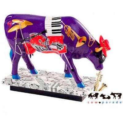 Коллекционная статуэтка корова «In the Mood», Size L