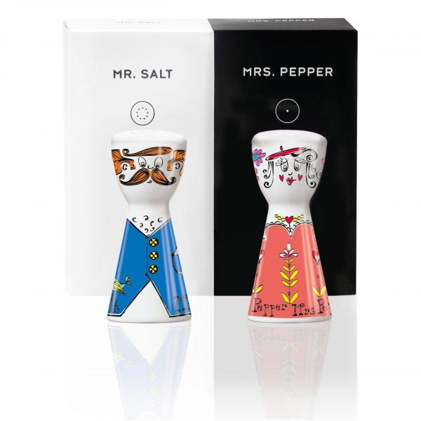 Набор для соли и перца от Marie Peppercorn 7,5 см