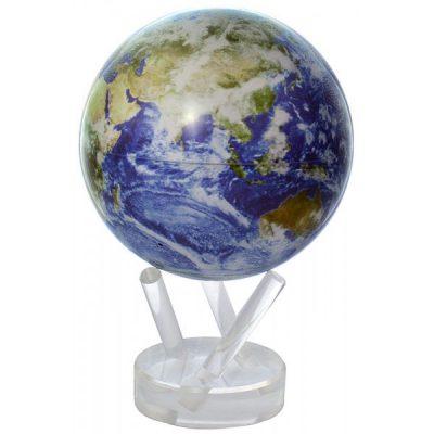 Гиро-глобус Solar Globe Земля в облаках11,4 см (MG-45-STE-C)