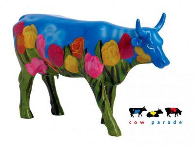 Коллекционная статуэтка корова «Netherlands», Size L