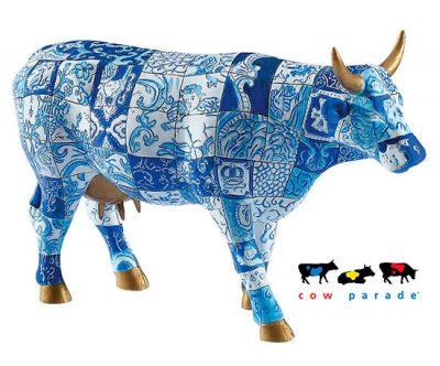 Коллекционная статуэтка корова «ORA Poix», Size L