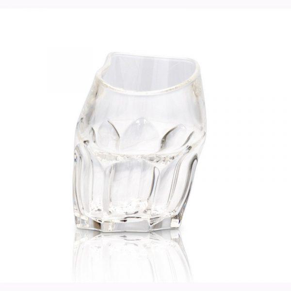 Набор пьяных стаканов «Виски прозрачные»