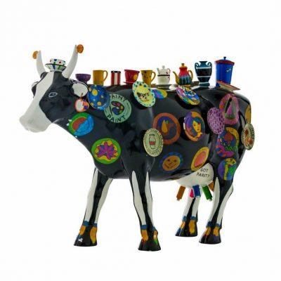 Коллекционная статуэтка корова «Moo Potter», Size XL