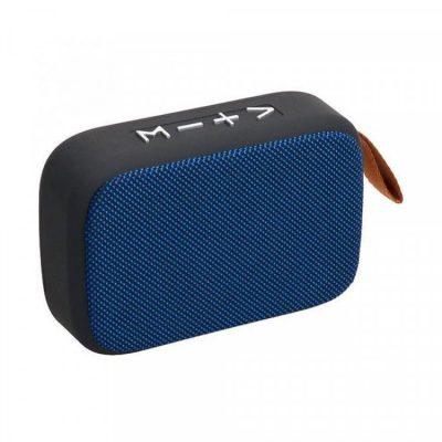 Портативная колонка Tablepro с FM-приемником (Blue)