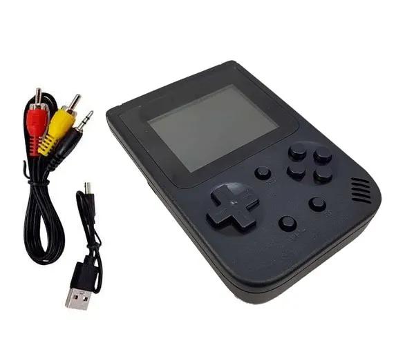 Портативная игровая консоль-приставка METR+(JP-03/черный)