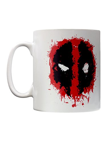 Кружка Deadpool / Дэдпул (splat)