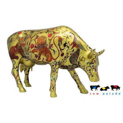 Коллекционная статуэтка корова «The Golden Byzantine», Size L
