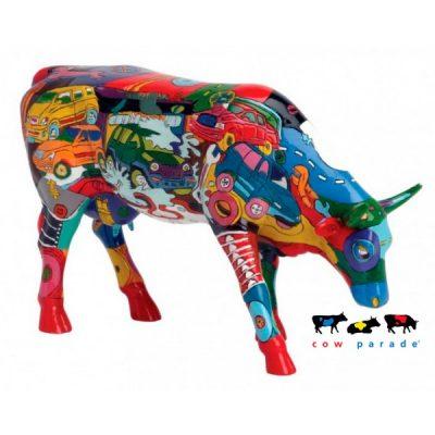 Коллекционная статуэтка корова «Brenner Mooters», Size L