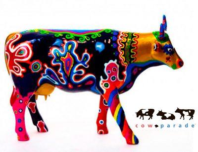 Коллекционная статуэтка корова «Beauty Cow», Size L