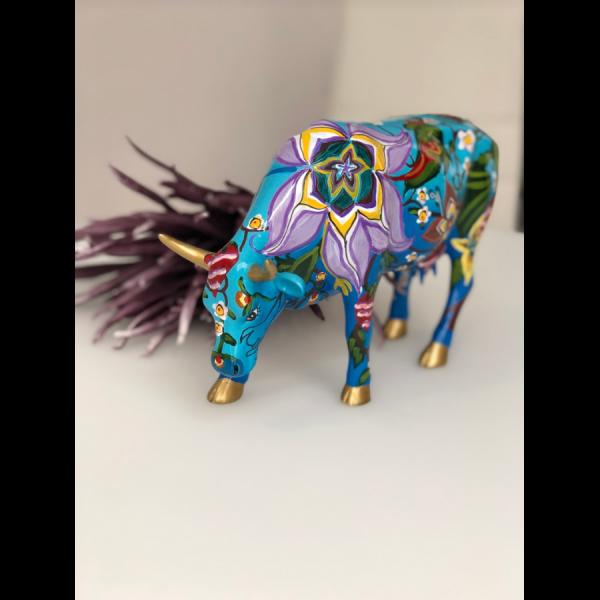 """Коллекционная статуэтка корова """"Birtha"""", Size L"""