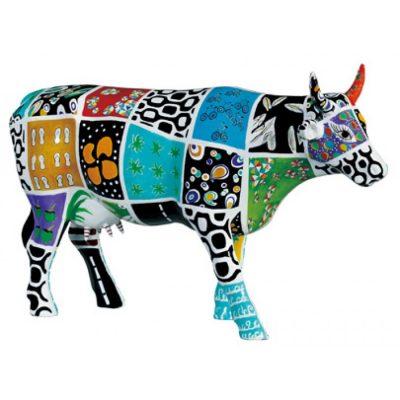 Коллекционная статуэтка корова «Cowcado de Impanema», Size L