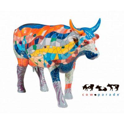 Коллекционная статуэтка корова «Barcelona», Size L