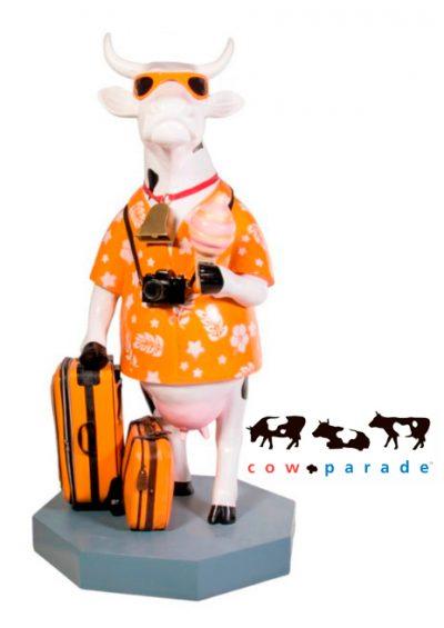 Коллекционная статуэтка корова «Vacation», Size M