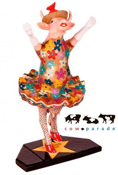 Коллекционная статуэтка корова «Dancing Diva», Size M