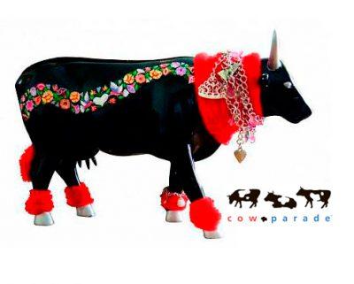 Коллекционная статуэтка корова «Haute Cow-ture», Size L
