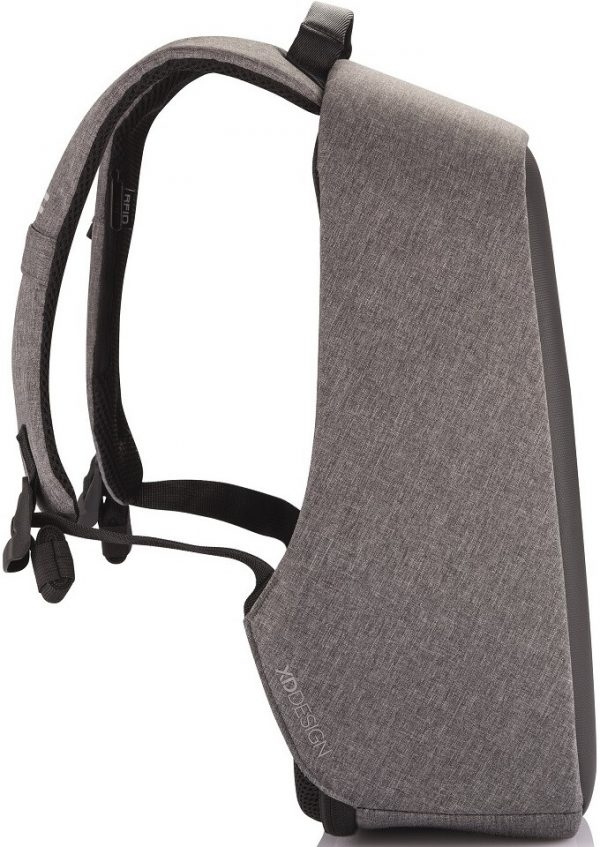 Рюкзак антивор XD Design Bobby «Hero Small» серый